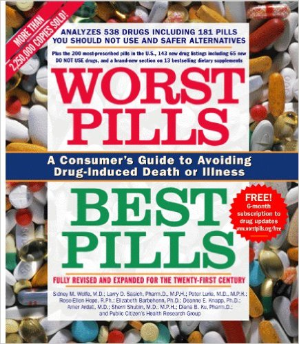 Consumer Guide Book: Side Effects Of Diabetes Medication