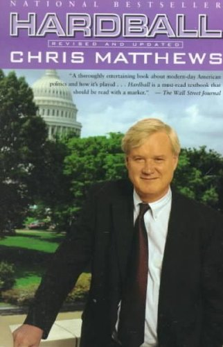 """book report on chris matthews hardball essay Read summary of hardball: how politics is played told by one who knows the game - chris matthews by capitol reader with rakuten kobo this ebook consists of a summary of the ideas, viewpoints and facts presented by chris matthews in his book """"hardball: h."""